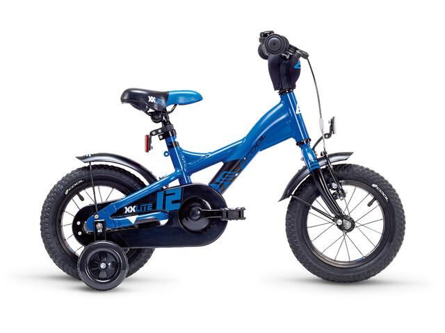 s'cool XXlite 12 Børnecykel alloy blå